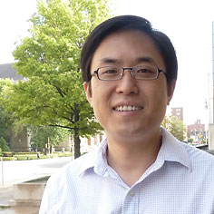 photo of Yisong (Alex) Guo