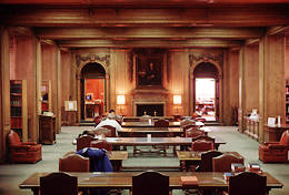 photo of Mellon Institute Library